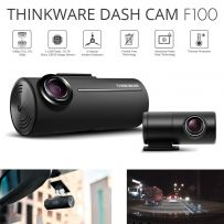 Thinkware F100 1080p Front & Rear Dash Cam With Impact G Sensor & 16GB SD Card