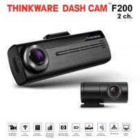 Thinkware F200 2 Channel 1080p Front & Rear Dash Cam With WiFi & Parking Mode 16GB