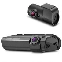 Thinkware Dash Cam Plugin F790 2Ch 1080p Front & Rear Dash Cam with Wifi, GPS, Parking Mode for Cars, Taxis