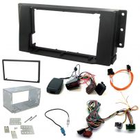Range Rover Sport Discovery Car Stereo Fitting Kit & Sat Nav Screen Retention