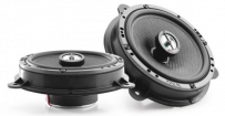 Focal Car Audio Focal ICRNS165 Integration 165MM 2 Way Coaxial KIT for Renault Cars