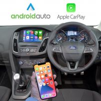Wireless Apple CarPlay Android Auto for Ford Vehicles with Sync 2 System