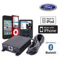 Ford Fiesta Focus Galaxy Car iPod iPhone MP3 Aux-In Interface Adaptor