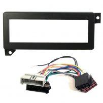 Chrysler Single Din Fascia Panel Adaptor ISO Lead Car Stereo Fitting Kit