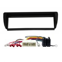 Single Din Car Stereo & ISO LEAD For JAGUAR XJ6 X12 SOVEREIGN