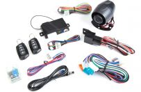 CA1155E Code Alarm Car security and keyless entry system with onboard shock/tilt sensor