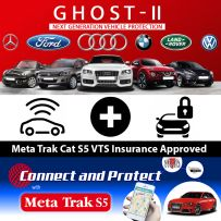 Autowatch Ghost 2 Ultimate Vehicle Security Immobiliser + Thatcham Aprroved Cat S5 VTS Tracking System