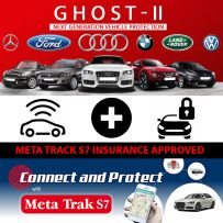 Autowatch GHOST 2 Vehicle Security Immobiliser  + Meta Trak S7  Thatcham Approved  Vehicle Live GPS Car Tracker