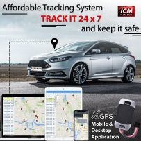 Tracker Car Van Truck Vehicle Bike Real Time Tracking Device GPS Live System