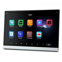 "HM135A 13.3""  Car Touch Screen Headrest Video Player with 1920*1080 Android Octa Core Processor & Ambient Light"