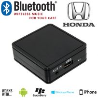 Honda Bluetooth Aux In Car Music Interface For iPhone Samsung Sony