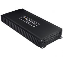 Hertz SPL Show HP 802 Class AB 2 Channel Stereo Amplifier 1800w Max