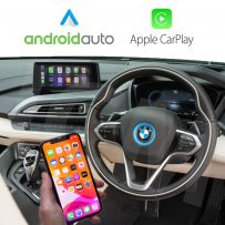 Wireless Apple CarPlay Android Auto for BMW I8 NBT Widescreen 8.8″