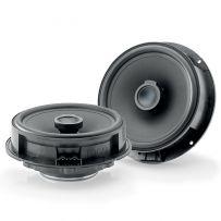 Focal IC VW 165 2-way Coaxial Speaker Kit Audio Upgrade for Volkswagen Vehicles