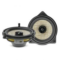 IC MBZ 100 Focal 2-way Coaxial Speakers Kit for Mercedes Benz Audio Upgrade