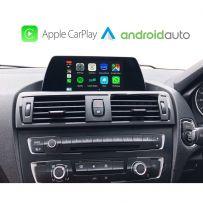 BMW NBT Wired Apple Carplay Android Auto Retrofit Interface Kit for BMW 1,2,3,4,5,6,7 Series & BMW X1/X3/X5  (2011-2016)