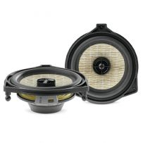 ICR MBZ 100 Focal 2-way Coaxial Speakers Kit Custom made for Mercedes Audio Upgrade