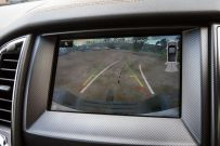 Reverse Emblem Camera Integration Kit for Ford Ranger