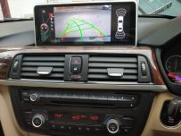 Front & Rear Camera Input for BMW Series 2015 Onwards with i-Drive NBT EVO and Touch Screen