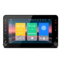 IN70ARAL Android 10 Quad Core 2GB RAM + 16GB ROM Multimedia Car Stereo with 7