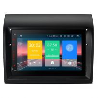 IN70DTFL Android 10 Quad Core 2GB RAM + 16GB ROM Multimedia Car Stereo with 7