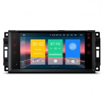 IN70WRJL Android 10 Quad Core 2GB RAM + 16GB ROM Multimedia Car Stereo with 7