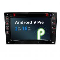 Android 9 Pie 7'' Car Stereo Multimedia Navigation System Custom Fit for Renault Megane