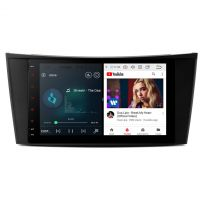 IN80M211EL Android 10 Quad Core 2GB RAM + 16GB ROM Multimedia Car Stereo with 8