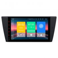 IN9090BL Android 10 Quad Core 2GB RAM + 16GB ROM Multimedia Car Stereo with 9