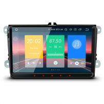 IN90MTVL  Android 10 Quad Core 2GB RAM + 16GB ROM Multimedia Car Stereo with 9