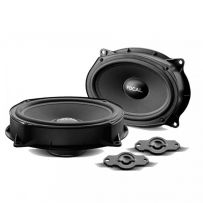 Focal IS RNI 690 Custom Fit 6x9 2 Way Component Speakers 320W for Renault, Nissan, Isuzu