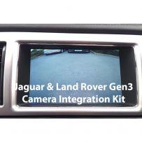 Jaguar & Land Rover Generation 3 Reverse Camera Integration Kit