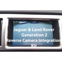 Jaguar & Land Rover Generation 2 Reverse Camera Integration Kit