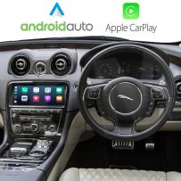 Wireless Apple CarPlay Android Auto for Jaguar XE, XF, XJ, F-Pace, E-Pace 2016 Onwards
