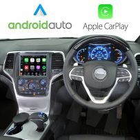 Wireless Apple CarPlay Android Auto Screen Mirroring Interface for Jeep Grand Cherokee 2016 Onwards