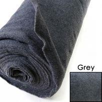 Grey In Car Audio Sub Box/Shelf/Boot/Custom/Stealth Acoustic Carpet Cloth