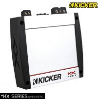 Kicker KX400.1 400w KX Series Mono Block Car Subwoofer Bass Amplifier