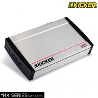 Kicker KX800.5 Series 5 Channel DSP Car Speakers, Tweeters and Bass Amplifier