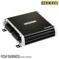 Kicker DXA125.2 125w RMS 2 Channel Car Amplifier Subwoofer Speakers Amp