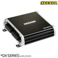 Kicker DXA250.1 250w RMS Mono Block Car Amplifier Subwoofer Bass Amp