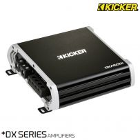 Kicker DXA500.1 500w RMS Mono Block Car Amplifier Subwoofer Bass Amp