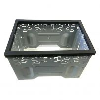 Genuine kenwood Stereo Original Double Din Cage with Trim Panel
