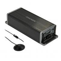 Kicker Audio KA45KEY180.4 Key Smart 4 Channel Car Amplifier & DSP 4X45W RMS