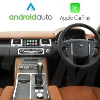Wireless Apple CarPlay Android Auto Interface for Range Rover Sport, Vogue, Discovery 4 2009-2012