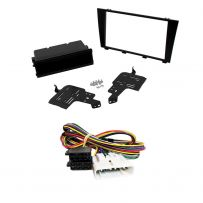 Lexus IS300/200 Single & Double Din Stereo Fitting Kit & ISO AMP BYPASS LEAD