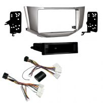 Double/Single Din CarStereo Facia Kit & Steering Control With JBL AMP Interface