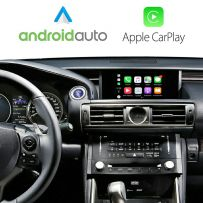 Wireless Apple CarPlay Android Auto Interface for Lexus IS 2014-2019, with Mirror Link