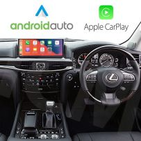 Wireless Apple CarPlay Android Auto Interface for Lexus NX RX IS ES GS RC CT LS LX LC UX GX 2014-2019