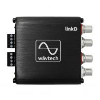 WavTech LinkD 2 Channel Line Output Driver Converter LOC Hi to Low Auto Turn On