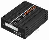 Match Audiotec Fischer Match M 5DSP Mk2 Compact 5 Channel Car Amplifier with Digital Signal Processing